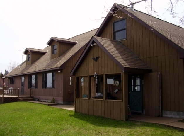 Waterfront Cabin Image - Superior Shores Realty
